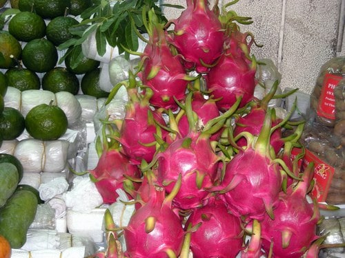 Le Pitaya ou Fruit du Dragon, fruit méconnu mais si juteux !