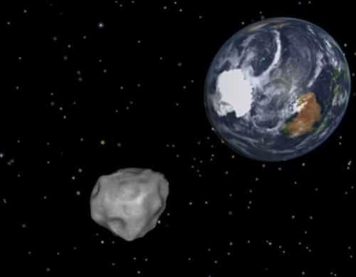 Astéroïde et  météorite intriguent les scientifiques.