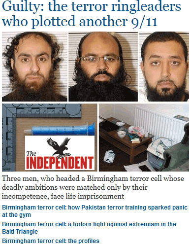 Attentat djihadiste déjoué à Birmingham