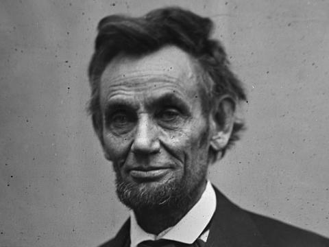 Lincoln by Spielberg