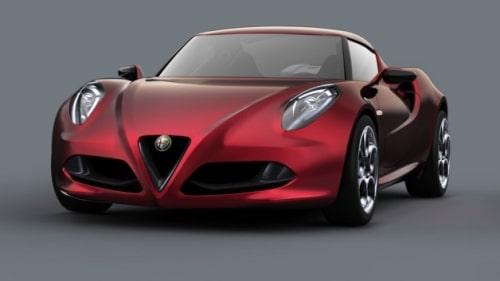 La résurrection d'Alfa Romeo !