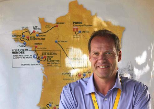 Polémique autour du Tour de France 2013.