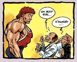 André Antoin : Lutte antidopage aggravée