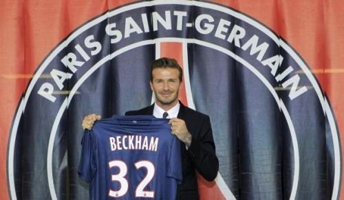 Pourquoi David Beckham a accepté de venir au PSG ?