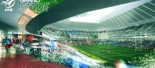 Le Stade de France en voie de démolition?
