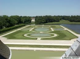 Cette année, Chantilly fête  le jardinier André Le Nôtre.