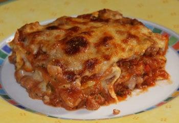 Vive les lasagnes-maison !