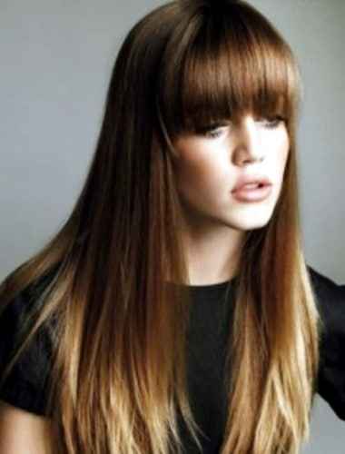 Le ombré hair: le nouveau coup d'éclat capillaire