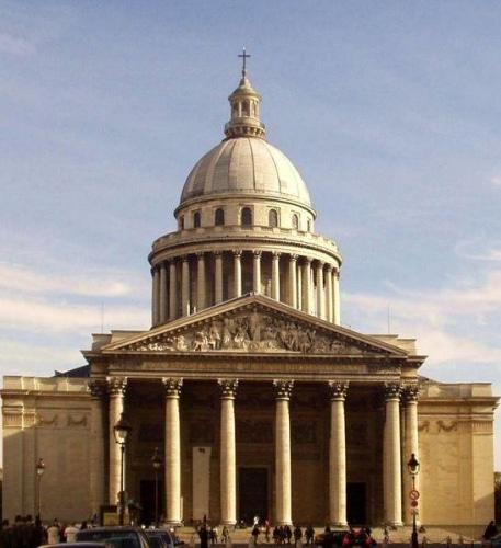 Un nouveau toit pour le Panthéon