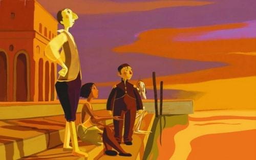 Le Tableau : un film d'animation aux couleurs d'une toile