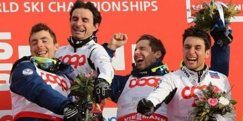 Bouquet final en or pour les skieurs Français aux Mondiaux !
