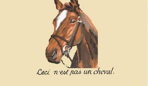 Ceci n'est pas un cheval