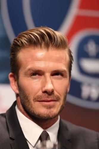 David Beckham est le joueur de football le mieux payé au monde