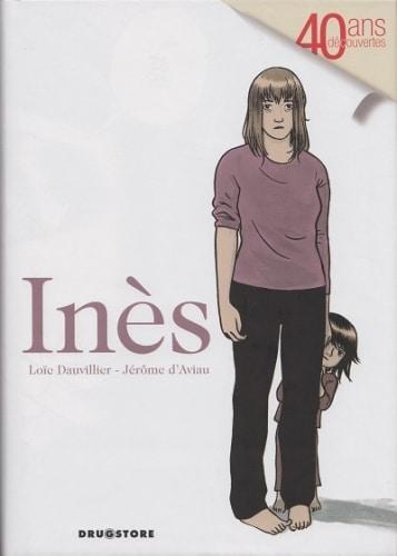 Inès : une bande dessinée marquante