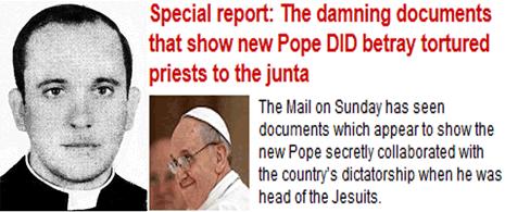 Papauté et consorts : l'imbroglio Bergoglio… et les autres