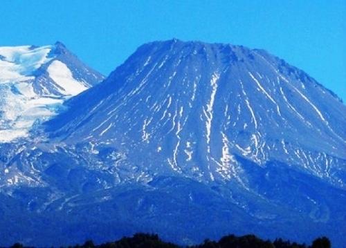 Le complexe volcanique Shasta, en Californie. 5ième Partie