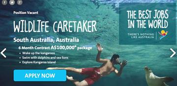 De nouveaux  jobs de rêve pour les jeunes en Australie.