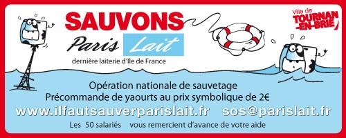 Le dernier producteur de produit laitier Francilien en appelle à la solidarité