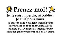 Le «Bookcrossing» ou «Livre Voyageur»!