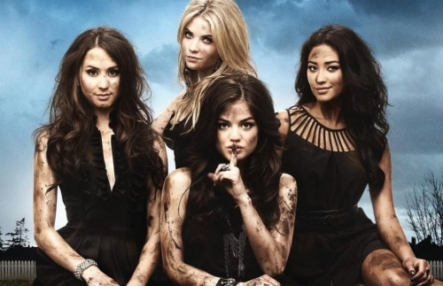 Une 5ème saison pour Pretty Little Liars