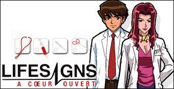 Lifesigns : Le jeu où on peut bavarder aux urgences !