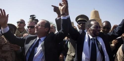 Crise Malienne : La France ce sauveur ???
