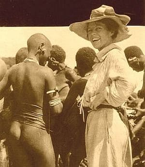 Madame Jack London, aventurière émérite