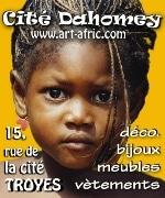 Découvrir l'art africain avec Carmen et Gilles sur www.art-afric.com !