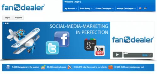 Le business des réseaux sociaux