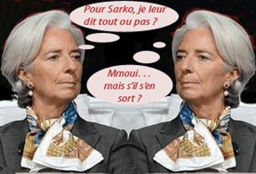 Cour de Justice : Pourquoi C. Lagarde devrait (ne pas) comparaître