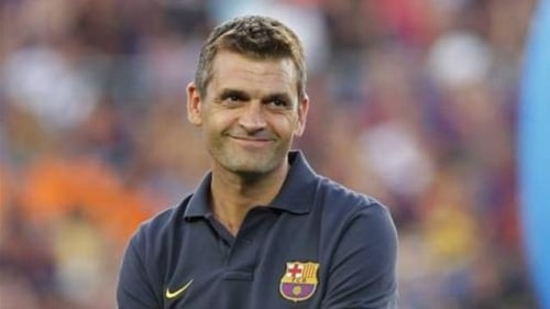 PSG / Barcelone avec Tito Vilanova
