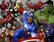 Les Avengers contre la Justice League of America : Le combat des chefs