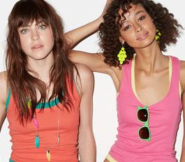 Tendance mode Printemps 2013 : les couleurs !