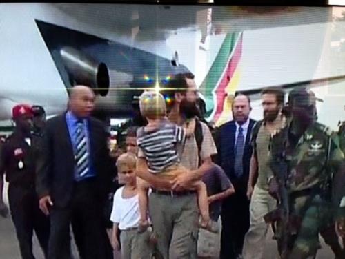 Libération des otages au Cameroun !