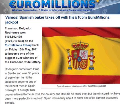 Euromillions : gare à la confusion, elle dure…