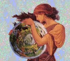 Gaïa et la nature du monde