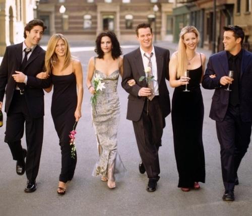 Une nouvelle fausse rumeur sur un retour de Friends