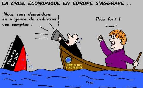 La  crise  en  Europe  s'aggrave  !
