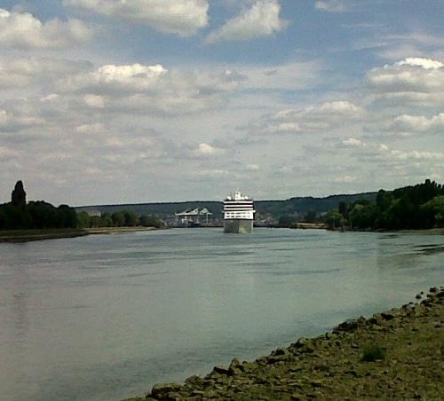 Armada de Rouen : La Seine et les maisons d'écrivains