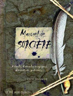 Manuel de sorcière : un livre sympa à prendre au second degré