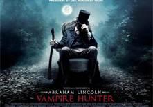 Abraham Lincoln, chasseur de vampires : A quand Hollande tueur de loups-garou ?