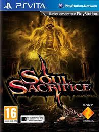 Test : Soul Sacrifice (PS Vita)