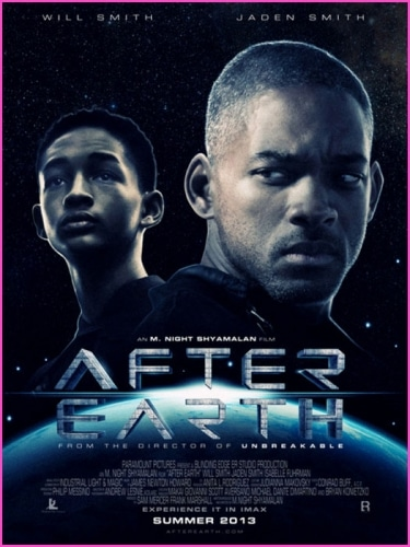 After Earth : démarrage difficile aux USA