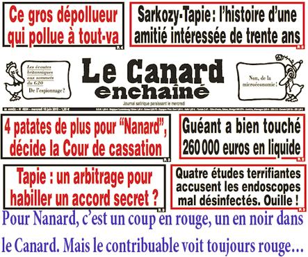 Tapie, Sarkozy, Lagarde et consorts : Remboursez !