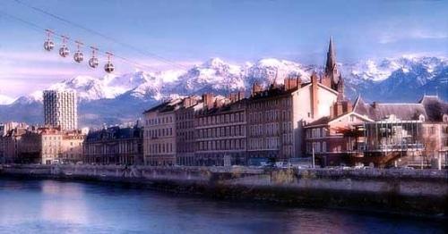 Grenoble, une ville à découvrir