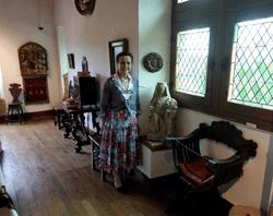 Hiroshima et l'art Oriental exposés au Musée Départemental Rignault à Saint-Cirq Lapopie (Lot)