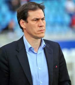 Football : Rudy Garcia en route vers Rome