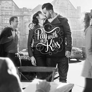 Un café contre un baiser…