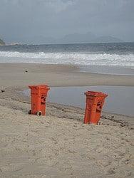 Les bons gestes pour préserver nos plages.