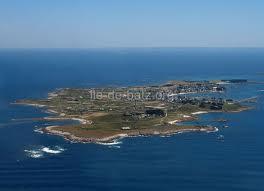 La quiétude de l'île de Batz.